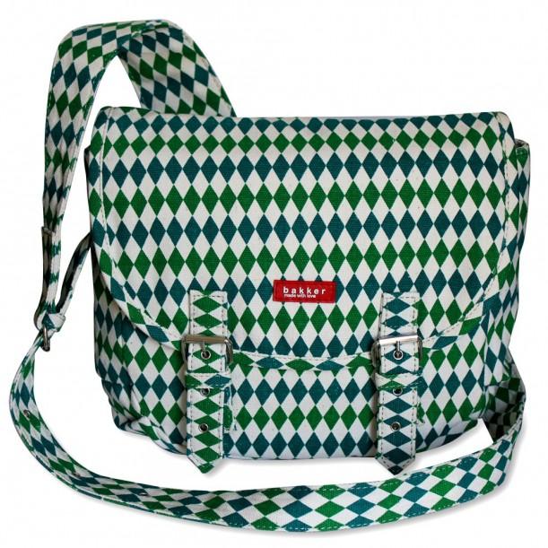 Backpack Bag or Shoulder strap Bag Diabolo Bakker