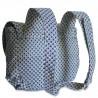 Backpack Bag or Shoulder strap Bag Kaleidoscope Bakker