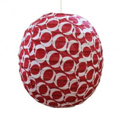 Small Fabric Lantern Kelly Rouge Bakker