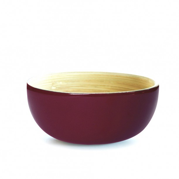 Small Plum Bowl BO Ekobo
