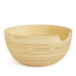 Natural Serving Bowl RISO Ekobo