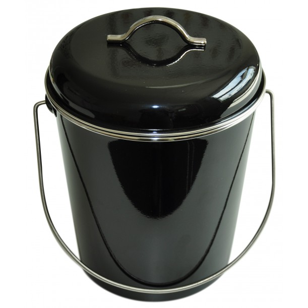 Black Bin 6 Liters Waterquest