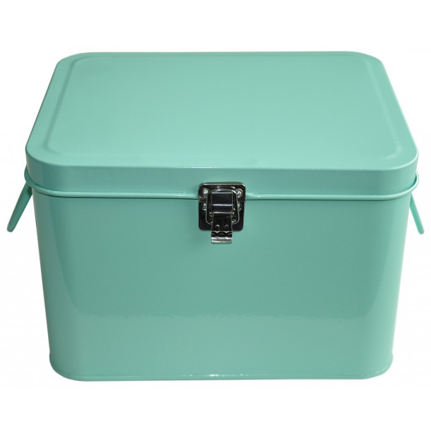 Mint Storage Metal Box Waterquest