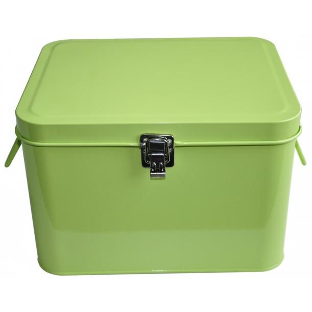 Lime Storage Metal Box Waterquest