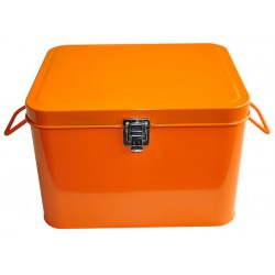 Boite de Rangement Orange Waterquest