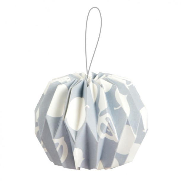 Origami Hanging Ornament Amour Atelier LZC