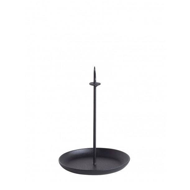 Bougeoir Micro Candle Pin Noir Eno