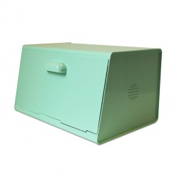 Mint Metal Bread Bin Waterquest
