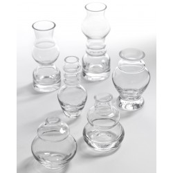 Set de 6 Soliflores Transparent Rene Barba Serax