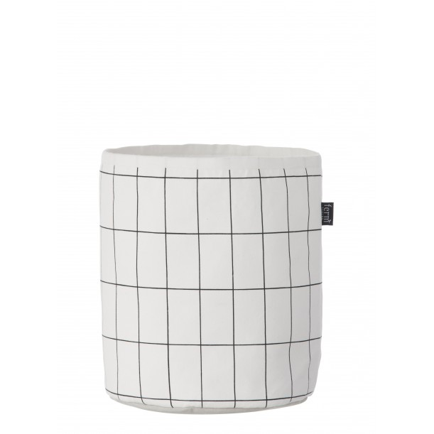 Grid Small Basket Ferm Living