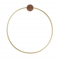 Porte Serviette Brass Ferm Living