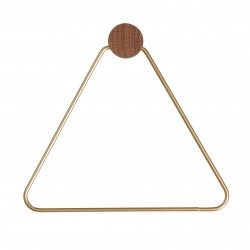 Brass Toilet Paper Holder Ferm Living