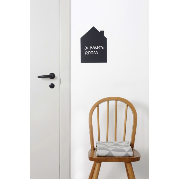 Mini House Wallsticker Ferm Living