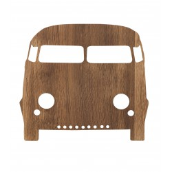 Car Lamp Smoked Oak Ferm Living
