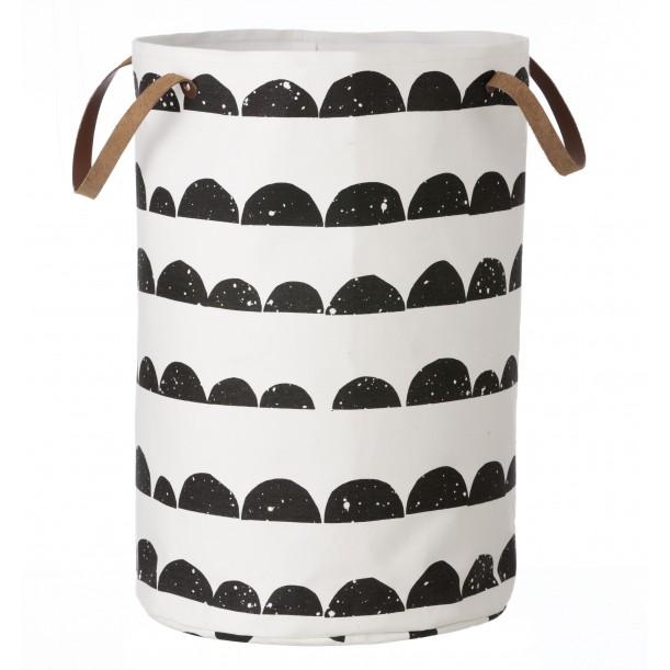 Half Moon Laundry Basket Ferm Living