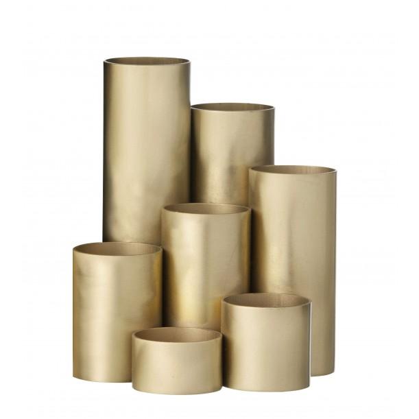 Pot à Crayons Brass Ferm Living