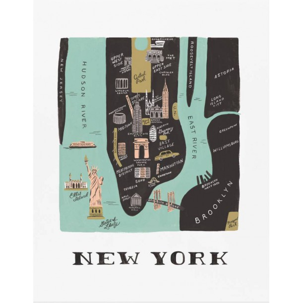 Print New York Rifle Paper