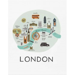 Print London Rifle Paper