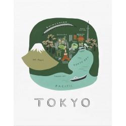 Print Tokyo Rifle Paper