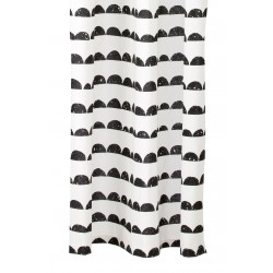 Half Moon Shower Curtain Ferm Living