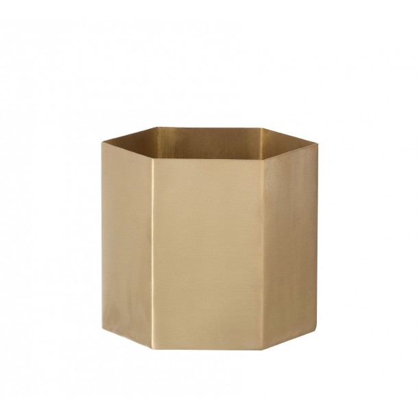 Small Hexagon Pot Ferm Living