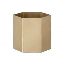 Pot Hexagon Large Ferm Living