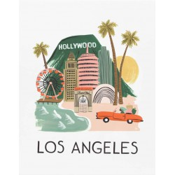 Print Los Angeles Rifle Paper