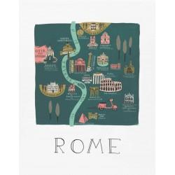 Print Rome Rifle Paper