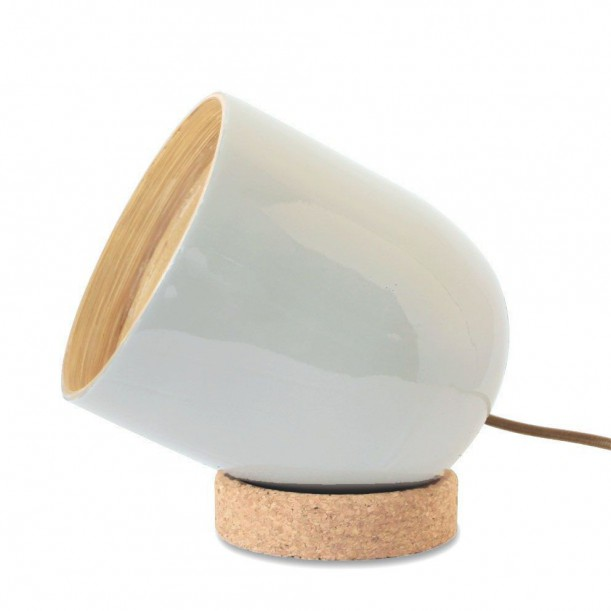 Lampe de Table BRIO PEARL Medium Ekobo
