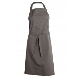 Apron Dark Grey House Doctor