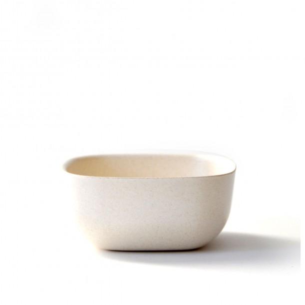 Small Bowl White Biobu Gusto by Ekobo