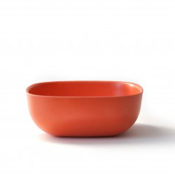 Large Bowl Persimmon Biobu Gusto by Ekobo