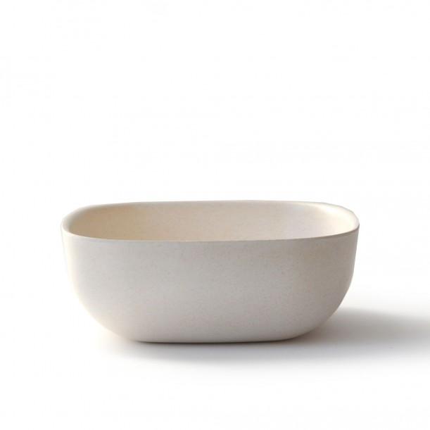 Large Bowl White Biobu Gusto by Ekobo
