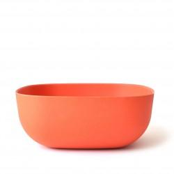 Small Salad Bowl Persimmon Biobu Gusto by Ekobo