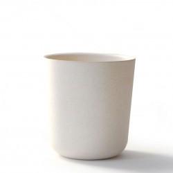 Cup White Biobu Gusto by Ekobo