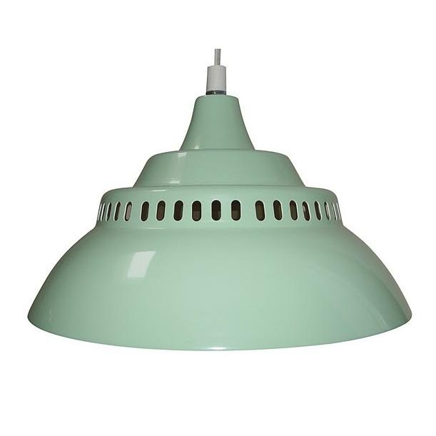 Lampe Suspension Vert d' Eau