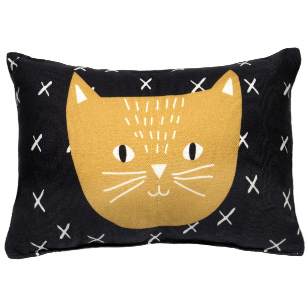 Charlie The Cat Cushion Mimilou