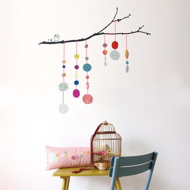 Wall Sticker Strings of Pearls Mimilou