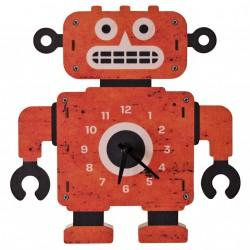 Horloge Murale Robot pour Enfants Modern Moose