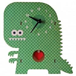 Godzilla Pendulum Clock by Modern Moose