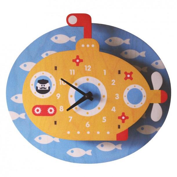 Periscope Clock by Modern Moose