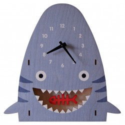 Shark Pendulum Clock by Modern Moose