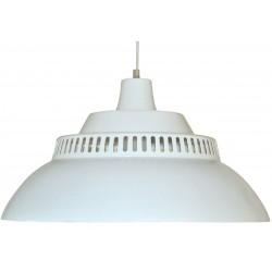 Large Pendant Lamp White Diam 50 cm Waterquest