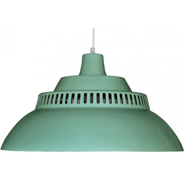 Large Pendant Lamp Dark Mint Diam 50 cm Waterquest