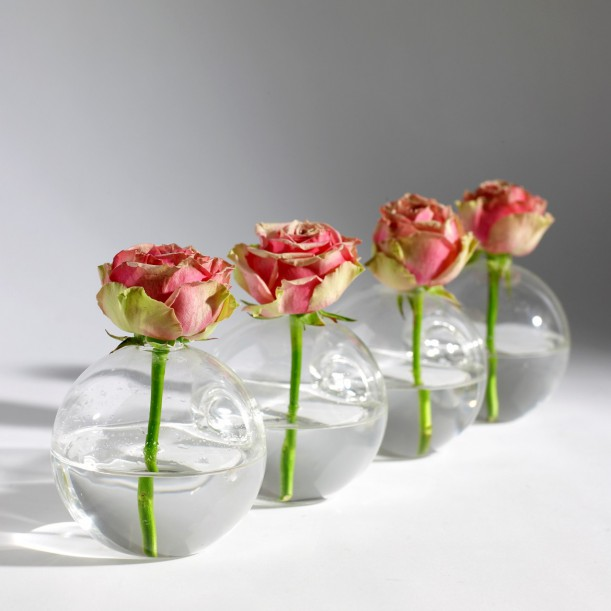 Vase Quatre Boules Chenille Serax