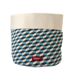 Basket Bowie Cotton Canvas Bakker