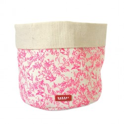 Basket Jouy Cotton Canvas Bakker
