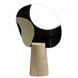 Grand Miroir sur Pied Ping Pong Reine Mère