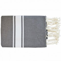 Fouta Flat Weaving Ardoise