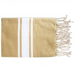 Fouta Flat Weaving Capuccino